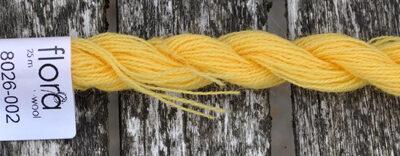 flora wool broderigarn 8026
