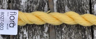 flora wool broderigarn 8027