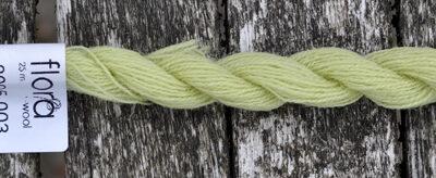 flora wool broderigarn 8095