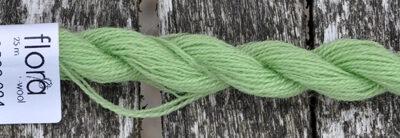 flora wool broderigarn 8096