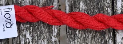 flora wool broderigarn 8103