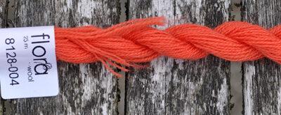 flora wool broderigarn 8128