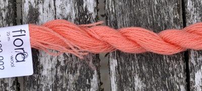 flora wool broderigarn 8129