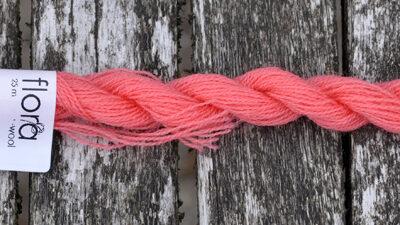 flora wool broderigarn 8134