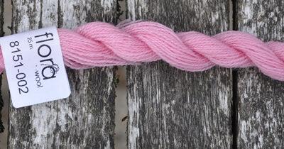 flora wool broderigarn 8151