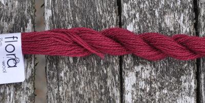 flora wool broderigarn 8212