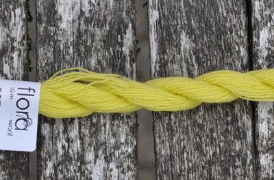 flora wool broderigarn 8371