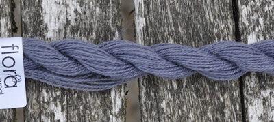 flora wool broderigarn 8507