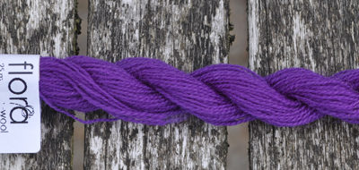 flora wool broderigarn 8794