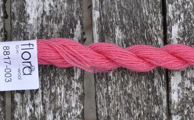 flora wool broderigarn 8817