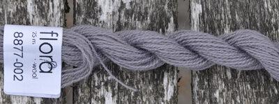 flora wool broderigarn 8877