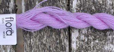 flora wool broderigarn 8896