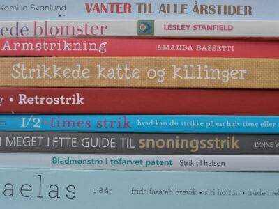 Strikkebøger