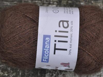Strikkegarn Tilia fra Filcolana Coffee 325