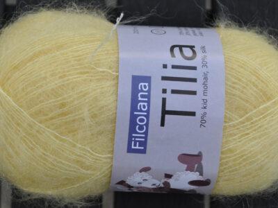 Strikkegarn Tilia fra Filcolana French Vanilla 196