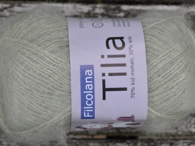 Strikkegarn Tilia fra Filcolana Green Tea 355