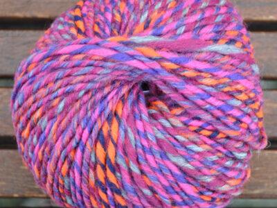 Strikkegarn Grinta fra Adriafil Fuchsia 42