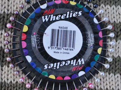 Knappenåle fra Wheelies