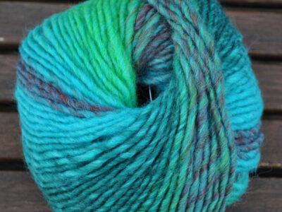 Strikkegarn Mistero fra Adriafil 60 Smaragd