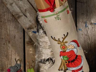 julemand og rudolf