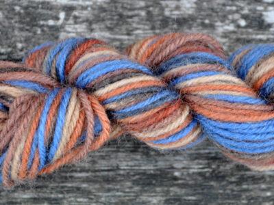 Strømpegarn i Mini Fed Nordkysten 1133