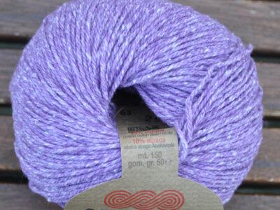 Strikkegarn fra Adriafil Demetra Violet 63