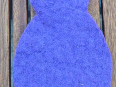 Filtet bordskåner kat Violet