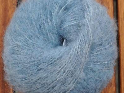 Strikkegarn fra Adriafil Cenerentola Arktisk Blue 15